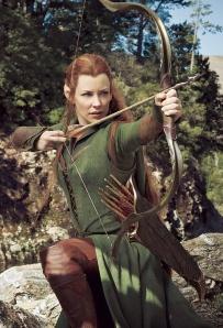 An Elf. Not a 'she-Elf' FFS!