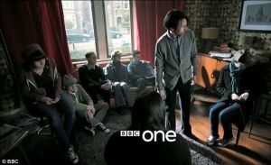 Anderson and the  Sherlock fans work out how he did it. Or not.