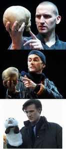 Hamlet and Who - see it's not just me.