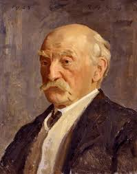 Thomas Hardy. Author, not Bane from Batman. Looks a bit like a Time Lord though