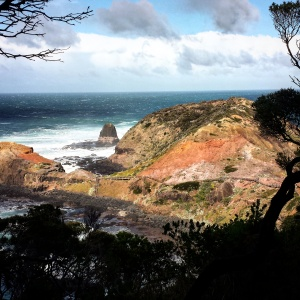 Cape Schank, Mornington Pensula