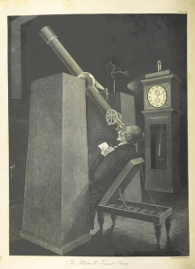 In the old days, The Master's Tardis was some times a grandfather clock. Be worried it's still out there somewhere.