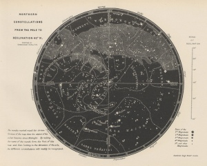 Use this star map to find the coordinates of Gallifrey.