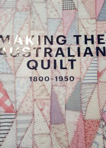 The book of the quilts, which are stories all by themselves anyway.