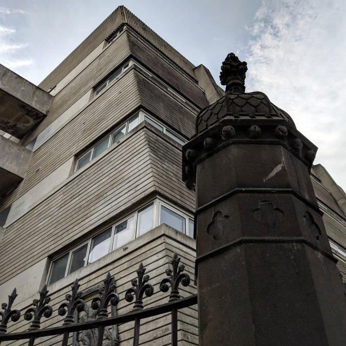Melbourne University architecture